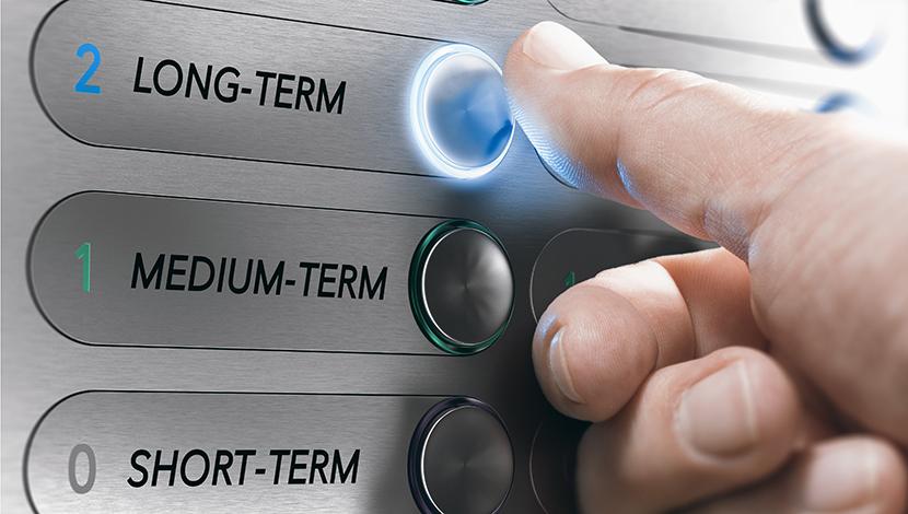 Asset Management, Long Term Investment Or Project Concept